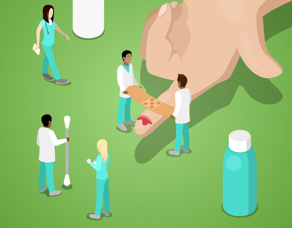 wound care treatment prevention